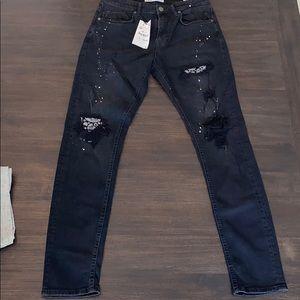 Men's Zara Skinny Jeans